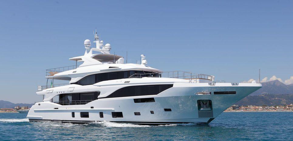 Oli Charter Yacht
