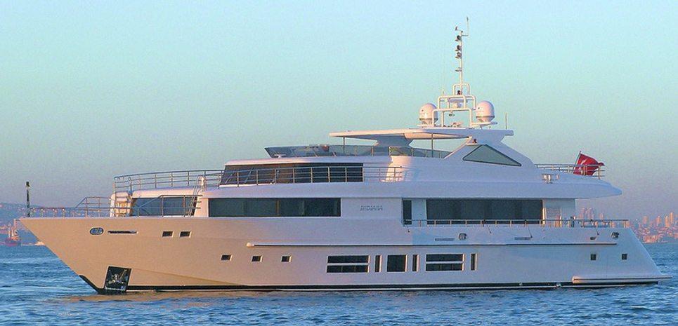 Indiana Charter Yacht