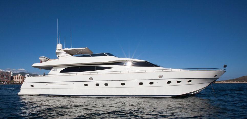 Jurik Charter Yacht