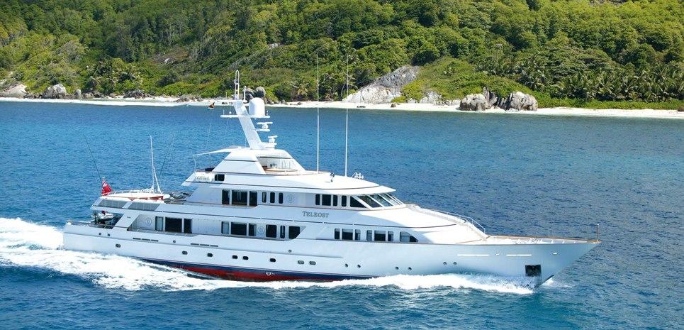 Teleost Charter Yacht