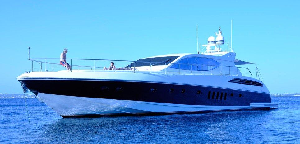 @Last Charter Yacht