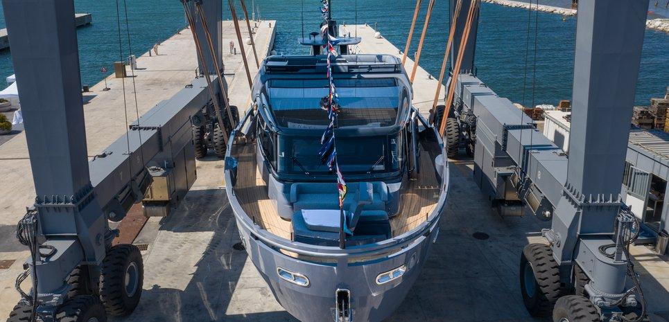 Haze Charter Yacht