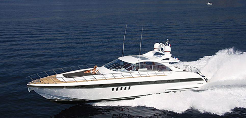 Oraya Charter Yacht