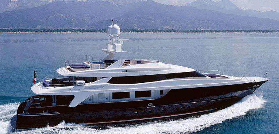 Blue Scorpion Charter Yacht