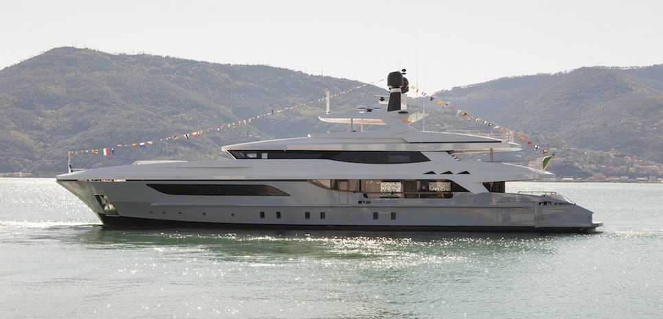 Only One Charter Yacht