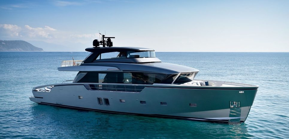 Zazzazu II Charter Yacht