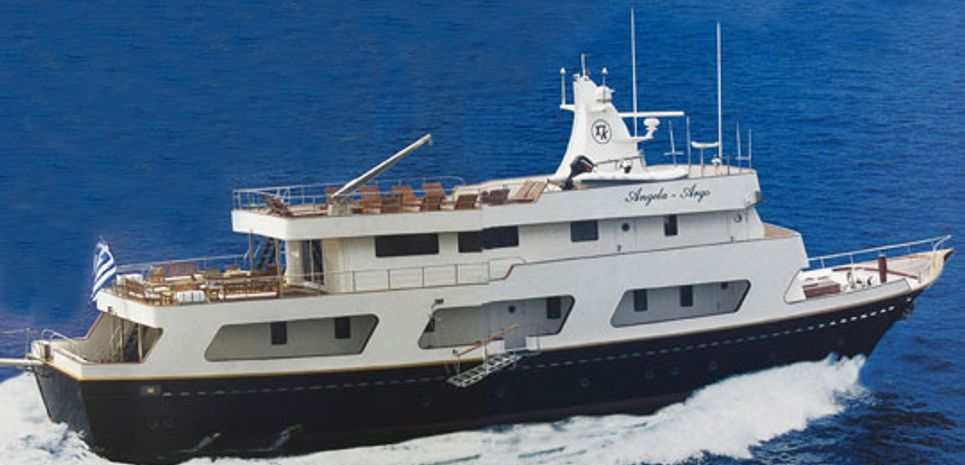 Angela Argo Charter Yacht