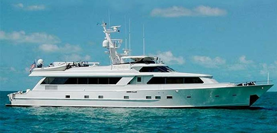 Villa Bella III Charter Yacht