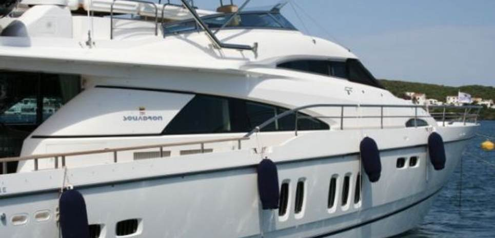 Squadron 78 Charter Yacht