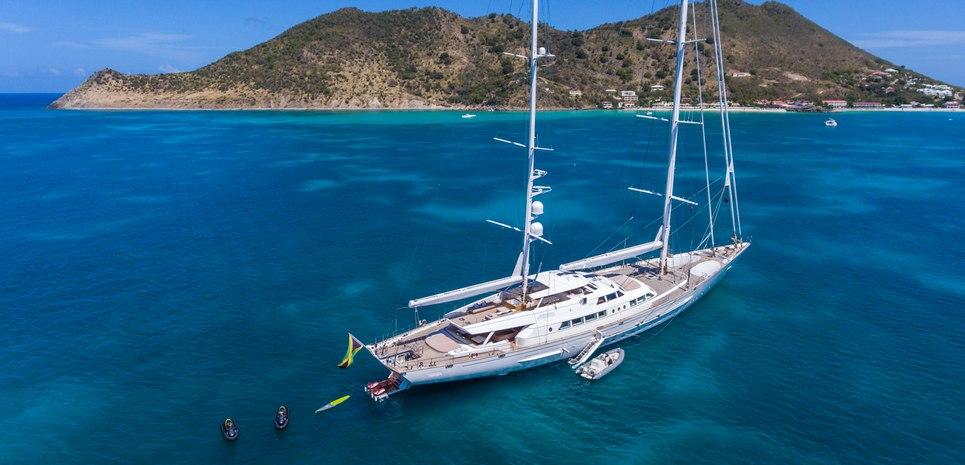 Spirit of the C's Charter Yacht