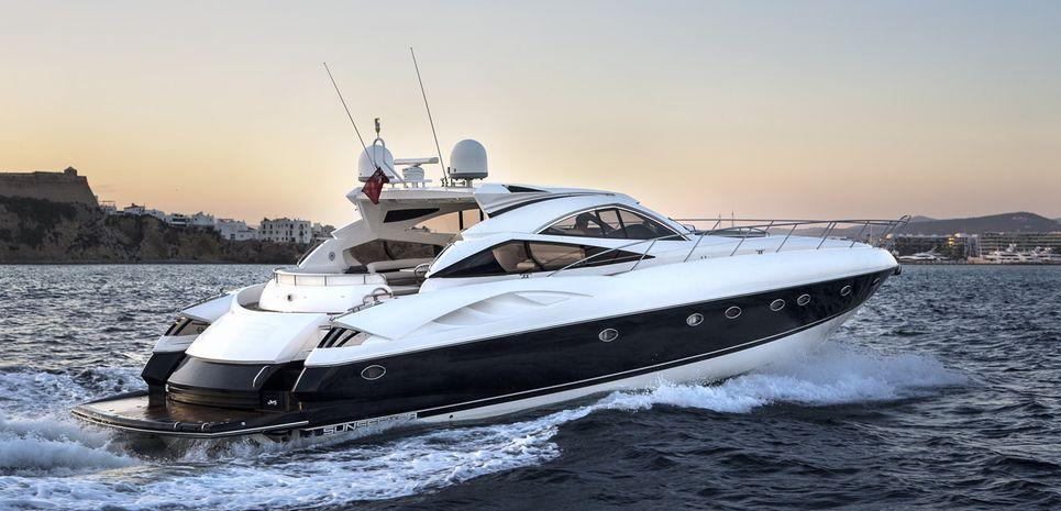 Charlie Fox Charter Yacht