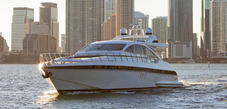 Diamond A Charter Yacht