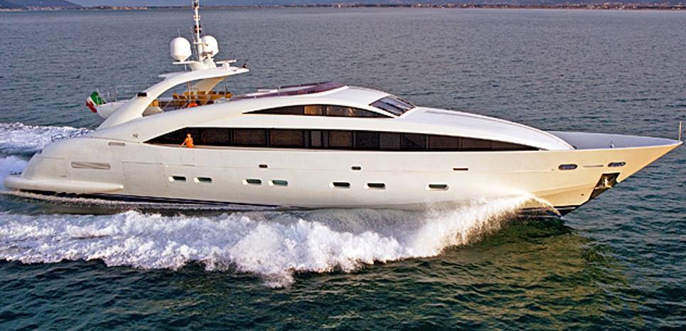 Clorinda Charter Yacht