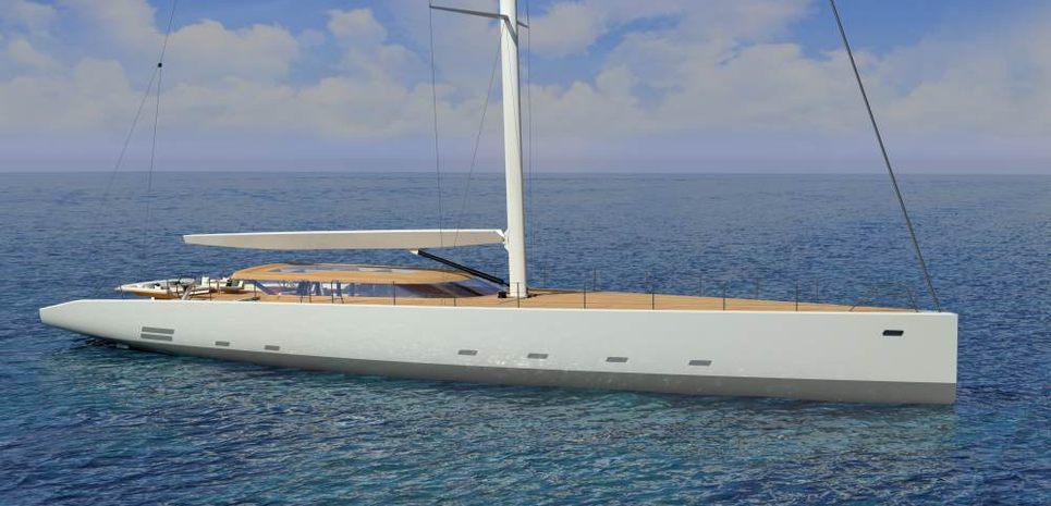 Kauris IV Charter Yacht