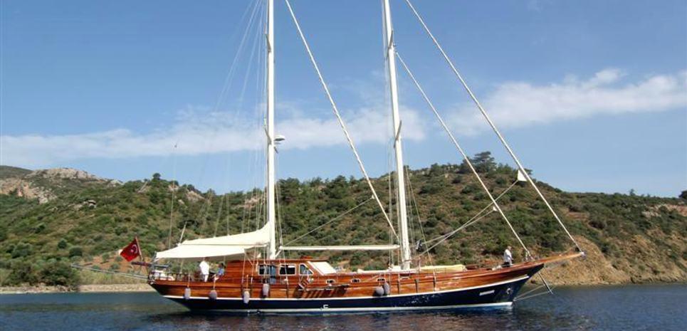 Samarkand Charter Yacht