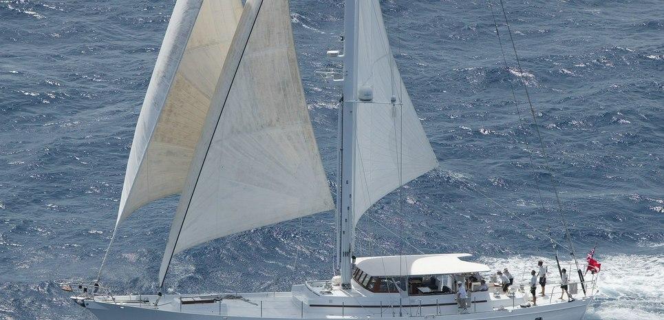 Jess Sea Charter Yacht