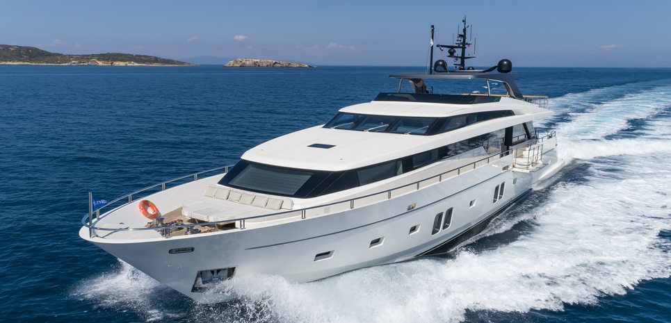 Dinaia Charter Yacht