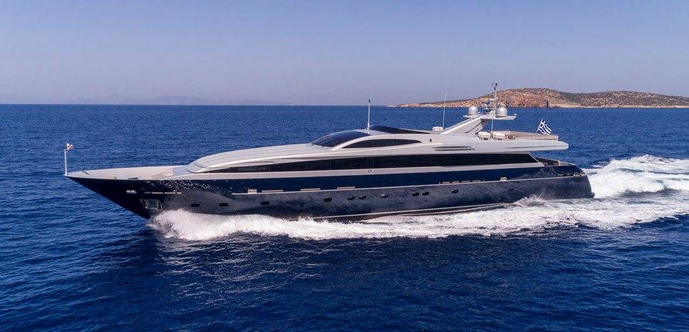 Billa Charter Yacht