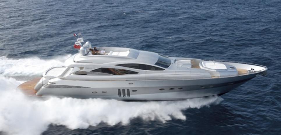 MTG Charter Yacht