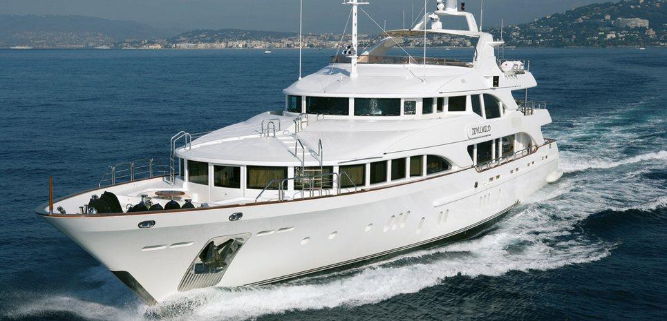 Idyllwild Charter Yacht