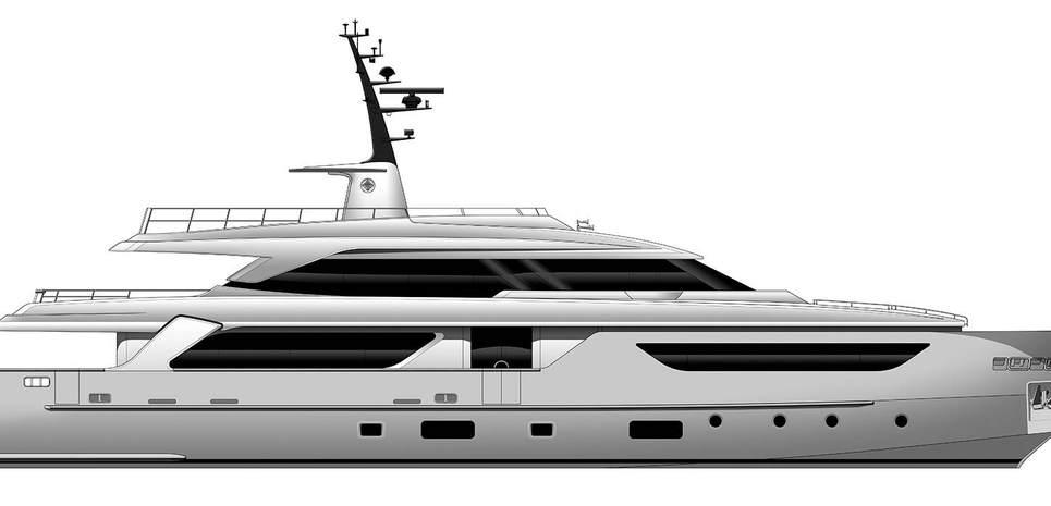 SD126/83 Charter Yacht