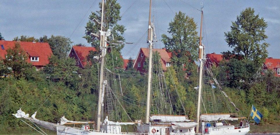 Vida of Anglian Water Charter Yacht