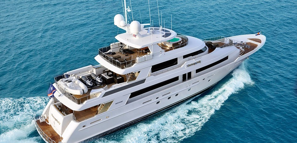 Rice Quarters Charter Yacht