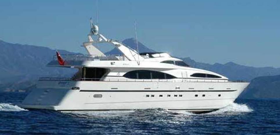 Zeynep T Charter Yacht