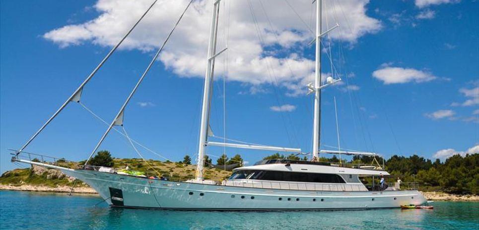 Lady Gita Charter Yacht