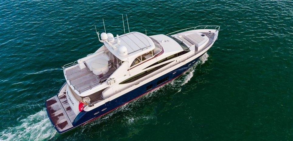 Analysse Charter Yacht