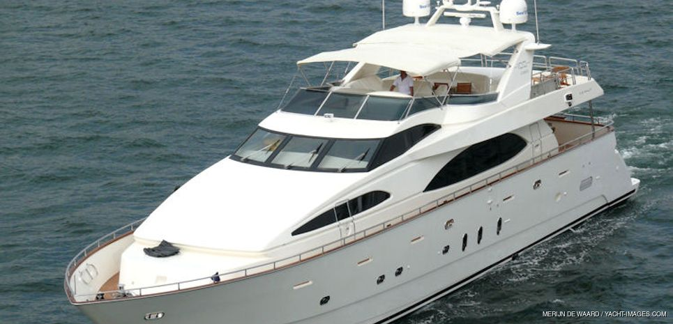Al-To-Mar Charter Yacht