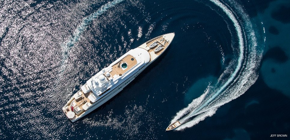 Coral Ocean Charter Yacht