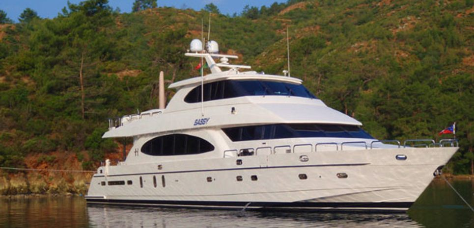 Sassy Charter Yacht