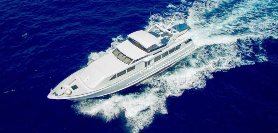 No Vacancy Charter Yacht