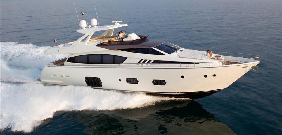 Tats Charter Yacht