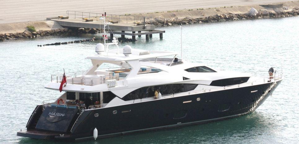 Marin Charter Yacht