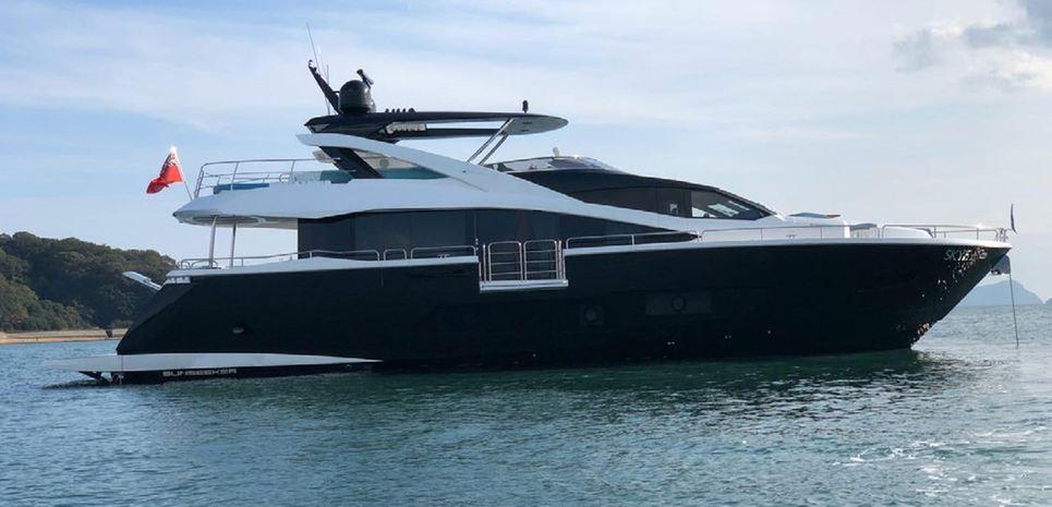 Skye Charter Yacht