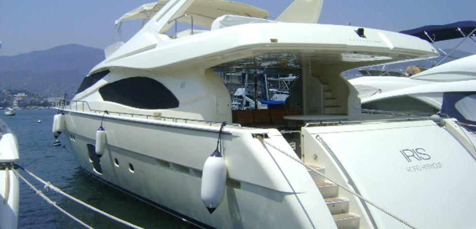 Iris Charter Yacht