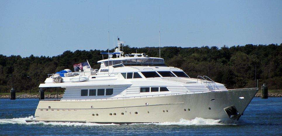 Bandido Charter Yacht