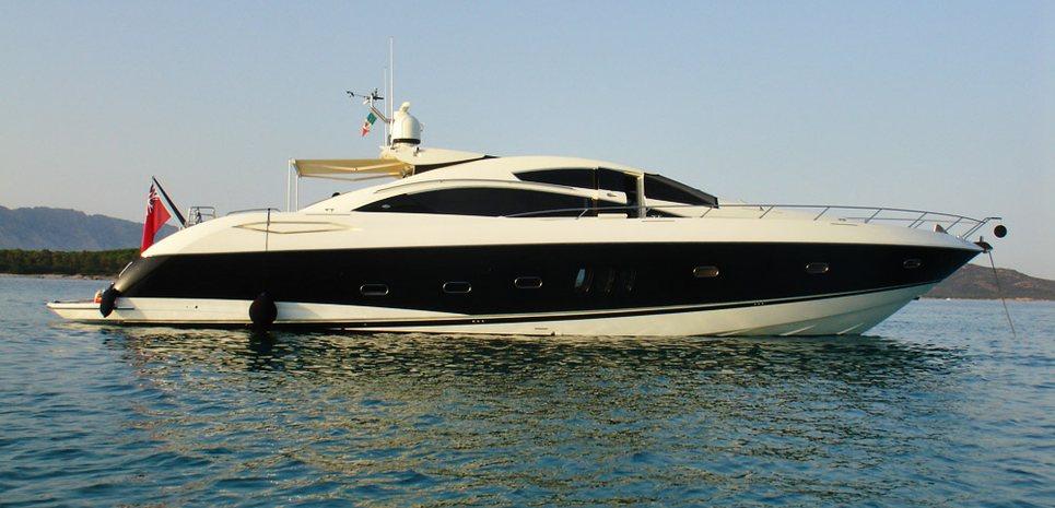 Parve Charter Yacht