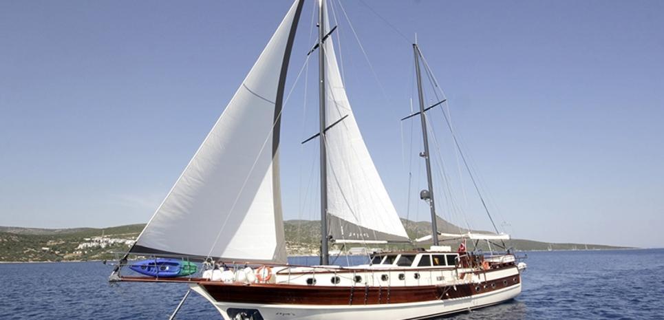 Zeynos Charter Yacht