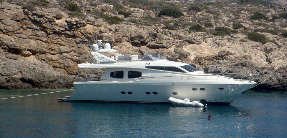 Lettouli III Charter Yacht