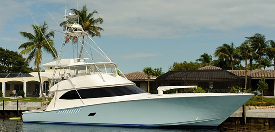 Nina Marie Charter Yacht