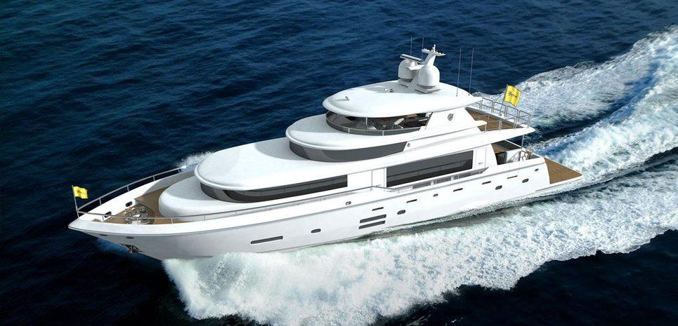 Johnson 93 Charter Yacht