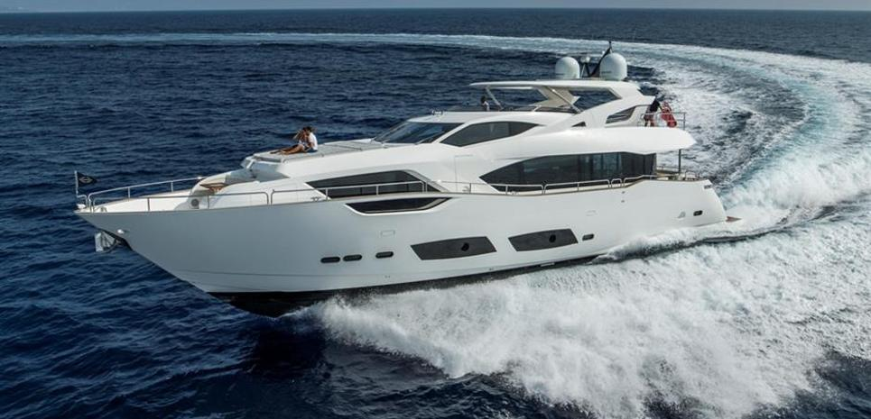 Hideout Charter Yacht