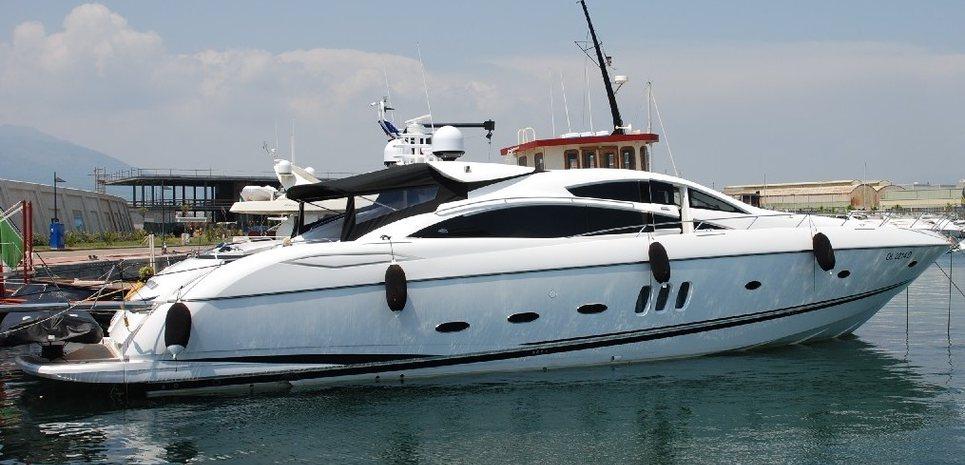 Dolce Vita III Charter Yacht