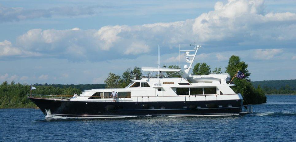 Blue Star Charter Yacht
