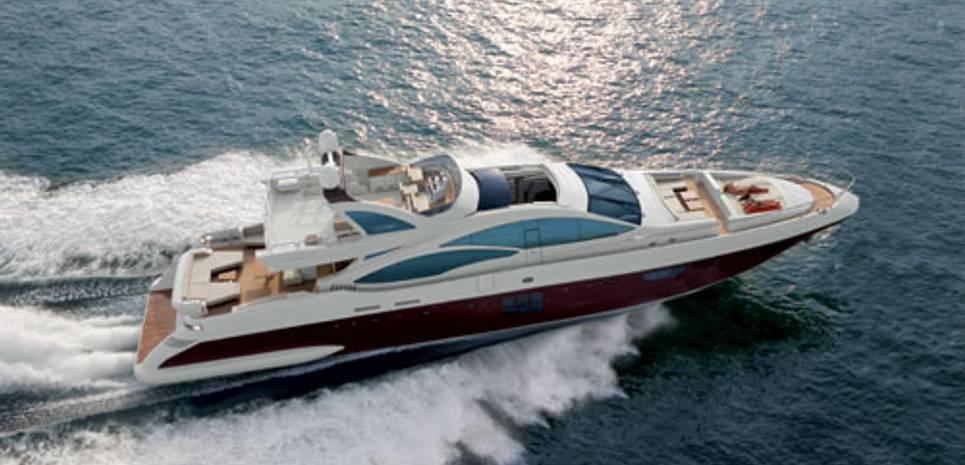 Sette Charter Yacht