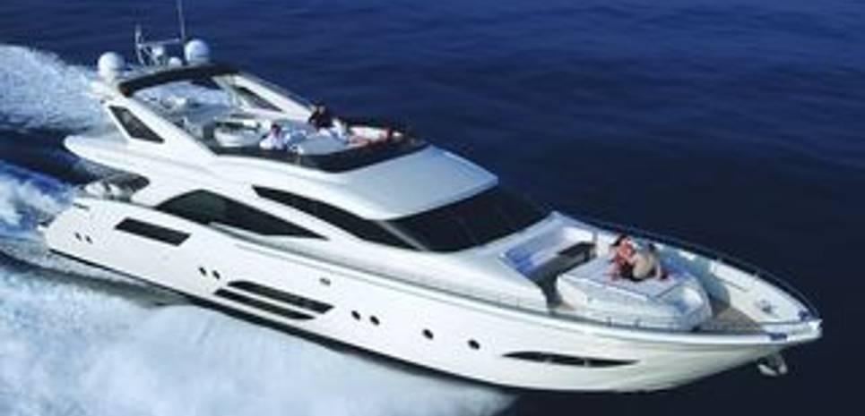 Fashion Style Charter Yacht