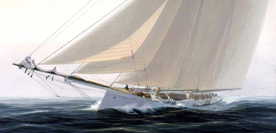 Coronet Charter Yacht